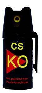 CS Gas Sprays