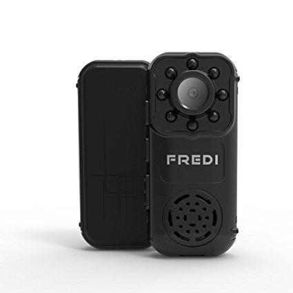 FREDI 1080P HD Tragbare Kamera