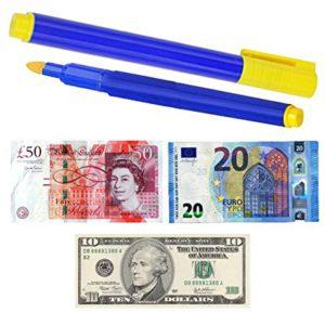 Geldscheinprüfstifte