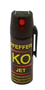 KO Gas Sprays