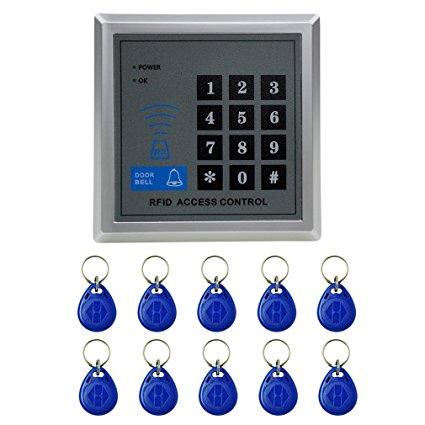 No Name Ett RFID Zugangssystem