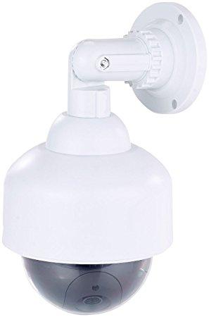 VisorTech Dome-Kameraattrappe