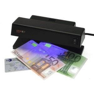 GENIE Geldscheinprüfgeräte
