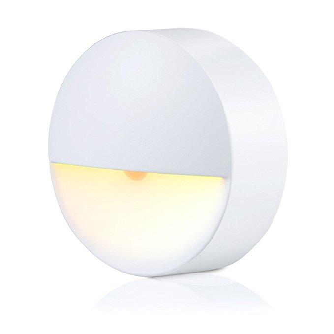 No Name LED Nachtlicht mit Bewegungs- und Helligkeitssensor