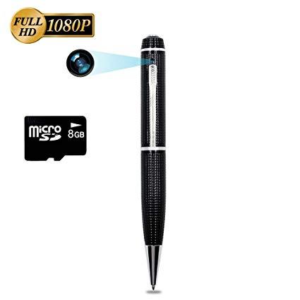Tangmi 1080P Mini-Kugelschreiber-Kamera