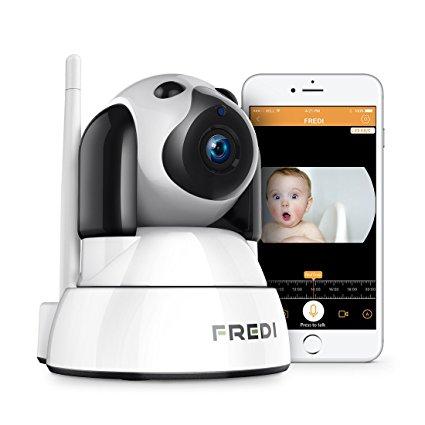 FREDI HD Überwachungskamera
