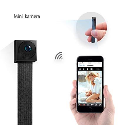 FREDI Mini Überwachungskamera