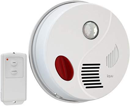 iiquu Sensor Alarm Decke