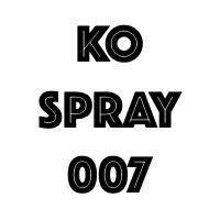 KO Spray 007 Verteidigungssprays