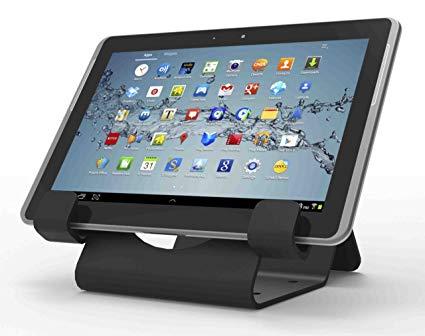 Maclocks Universal Security Tablet Halter Schwarz