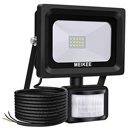 LED Strahler mit Bewegungsmelder