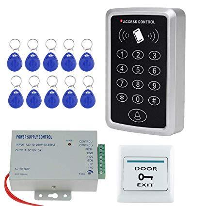 No Name NN99 Zutrittskontrollsystem-Kit