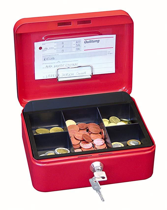 Wedo 145221H Geldkassette