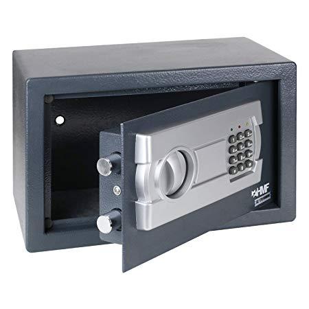 HMF 4612112 Möbeltresor Elektronikschloss