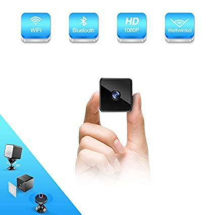 MHDYT HD 1080P WiFi Akku Überwachungskamera