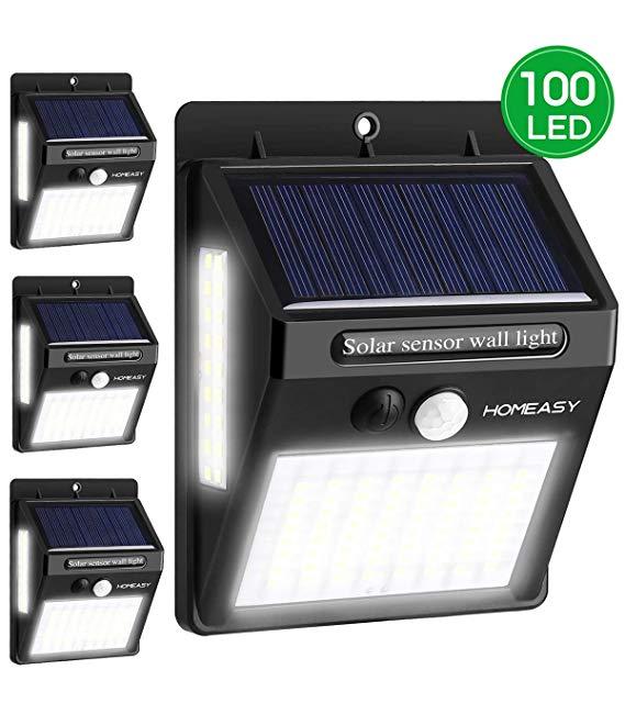 homeasy Solarlampen für Außen