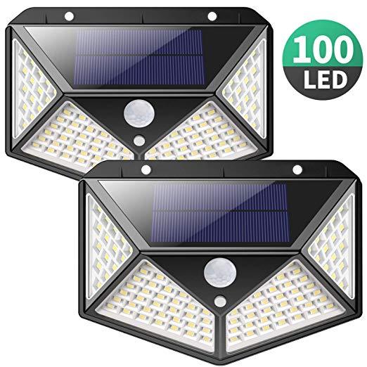 iPosible Solarlampen für Außen