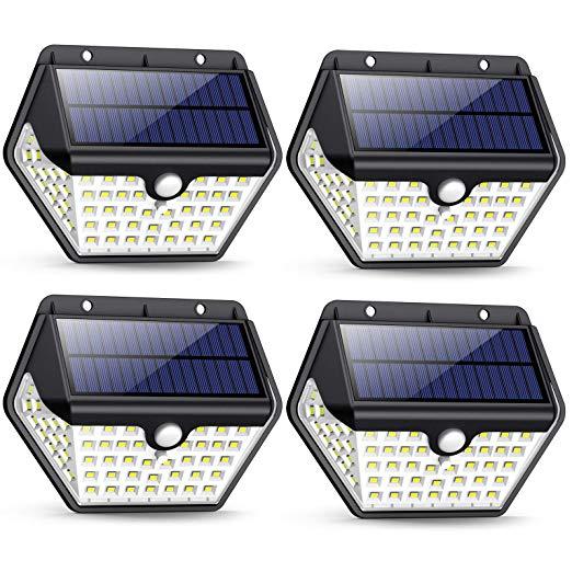 iPosible Solarleuchte Aussen