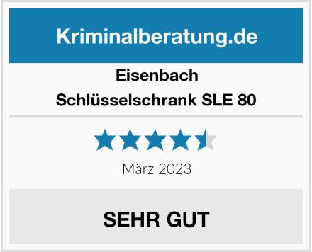 Eisenbach Schlüsselschrank SLE 80 Test