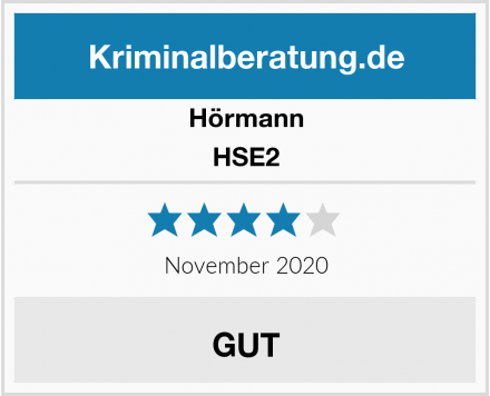 Hörmann HSE2 Test