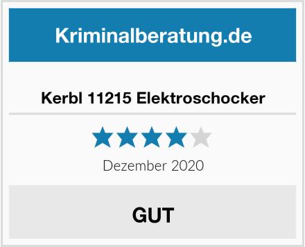 Kerbl 11215 Elektroschocker Test