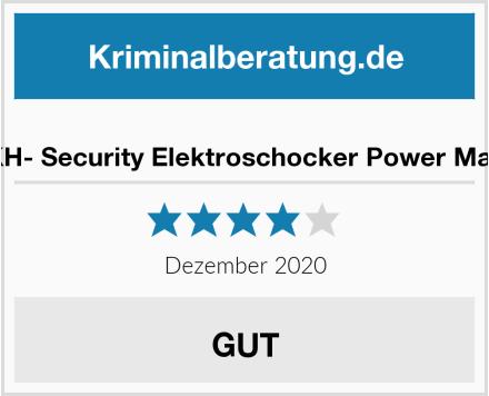 KH- Security Elektroschocker Power Max Test