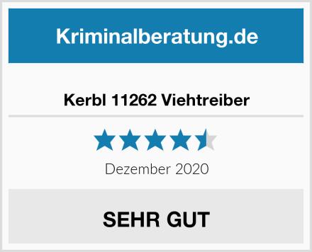 Kerbl 11262 Viehtreiber Test
