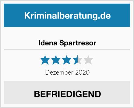 Idena Spartresor Test