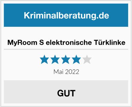 MyRoom S elektronische Türklinke Test