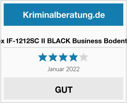 Protex IF-1212SC II BLACK Business Bodentresor Test