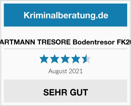 HARTMANN TRESORE Bodentresor FK200 Test