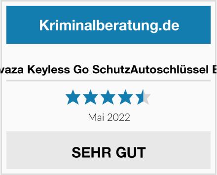 Aovaza Keyless Go SchutzAutoschlüssel Box Test