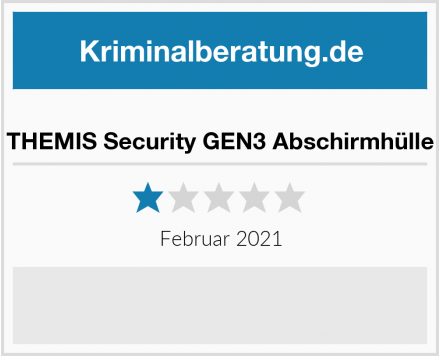 THEMIS Security GEN3 Abschirmhülle Test