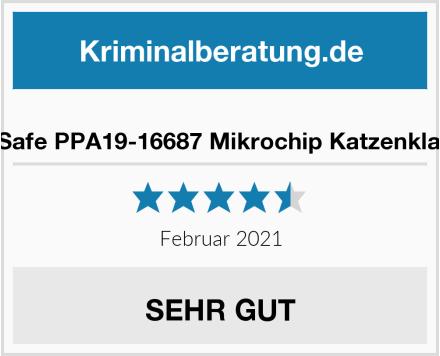 PetSafe PPA19-16687 Mikrochip Katzenklappe Test