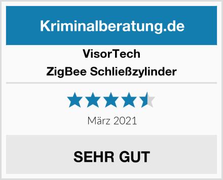 VisorTech ZigBee Schließzylinder Test