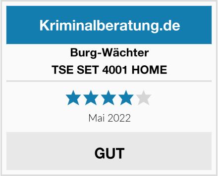 Burg-Wächter TSE SET 4001 HOME Test