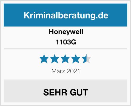 Honeywell 1103G Test