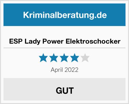 ESP Lady Power Elektroschocker Test