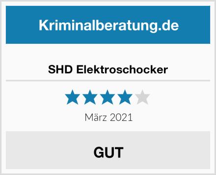 SHD Elektroschocker Test