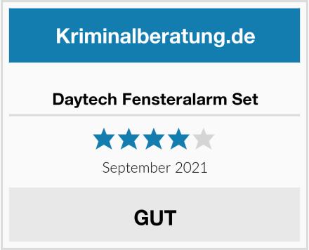 Daytech Fensteralarm Set Test