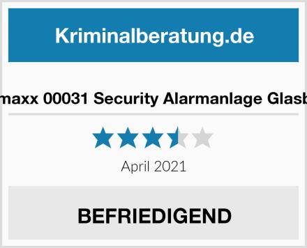easymaxx 00031 Security Alarmanlage Glasbruch Test
