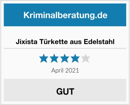 Jixista Türkette aus Edelstahl Test