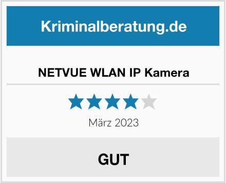 NETVUE WLAN IP Kamera Test