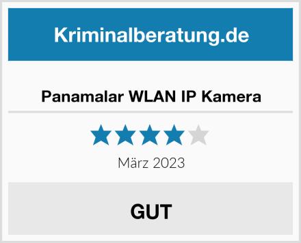 Panamalar WLAN IP Kamera Test