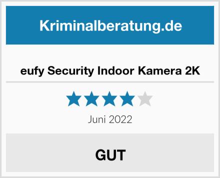eufy Security Indoor Kamera 2K Test