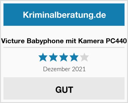 Victure Babyphone mit Kamera PC440 Test