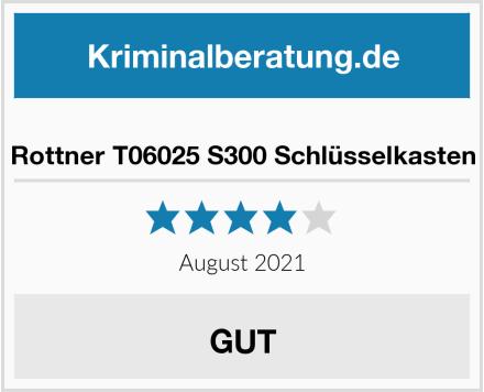 Rottner T06025 S300 Schlüsselkasten Test