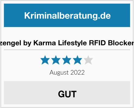 Schutzengel by Karma Lifestyle RFID Blocker Karte Test