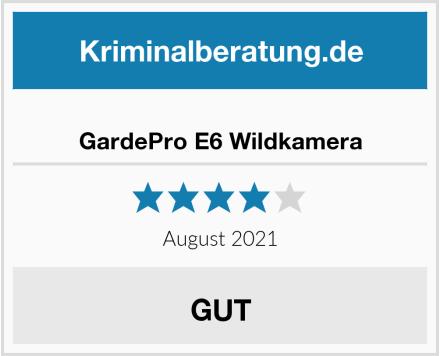 GardePro E6 Wildkamera Test