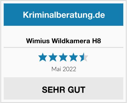 Wimius Wildkamera H8 Test